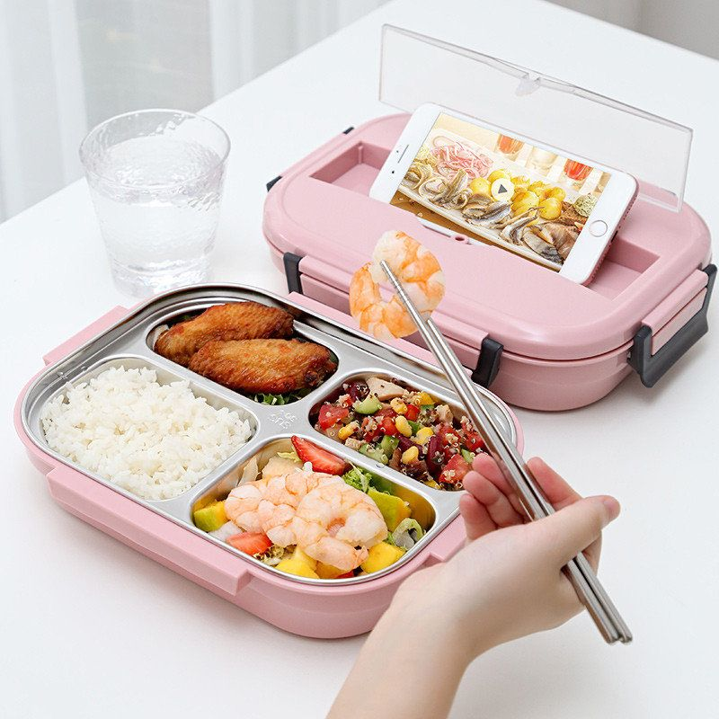 Details about  /Toddler Lunch Box Lunch Box Bento Box Picnic Box For Home For Office