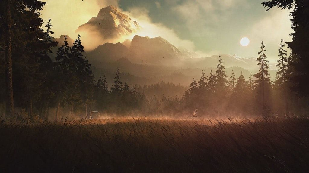 Environnement et textures greedfall by jeremy delwarte