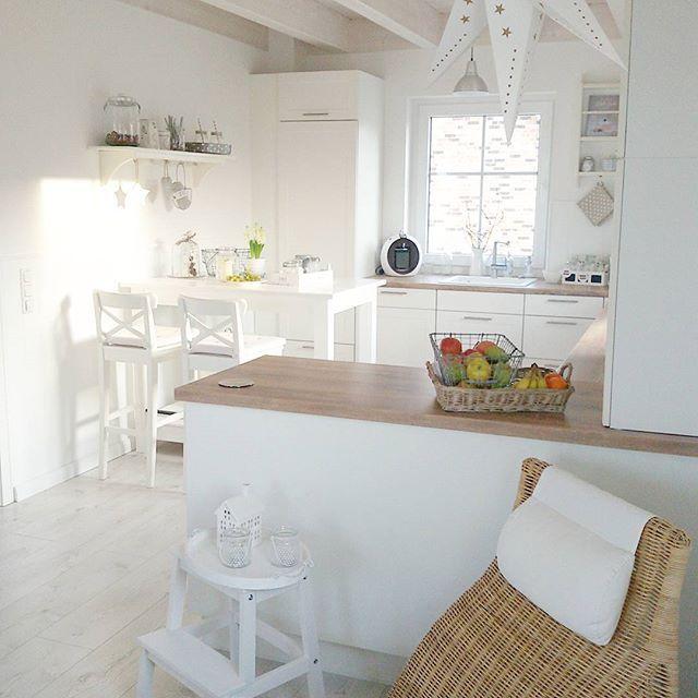 shabby and charme nordic style a casa di silke kitchen pinterest haus haus ideen und wohnen. Black Bedroom Furniture Sets. Home Design Ideas