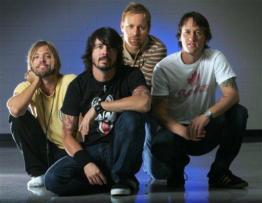 Foo Fighters no Brasil!