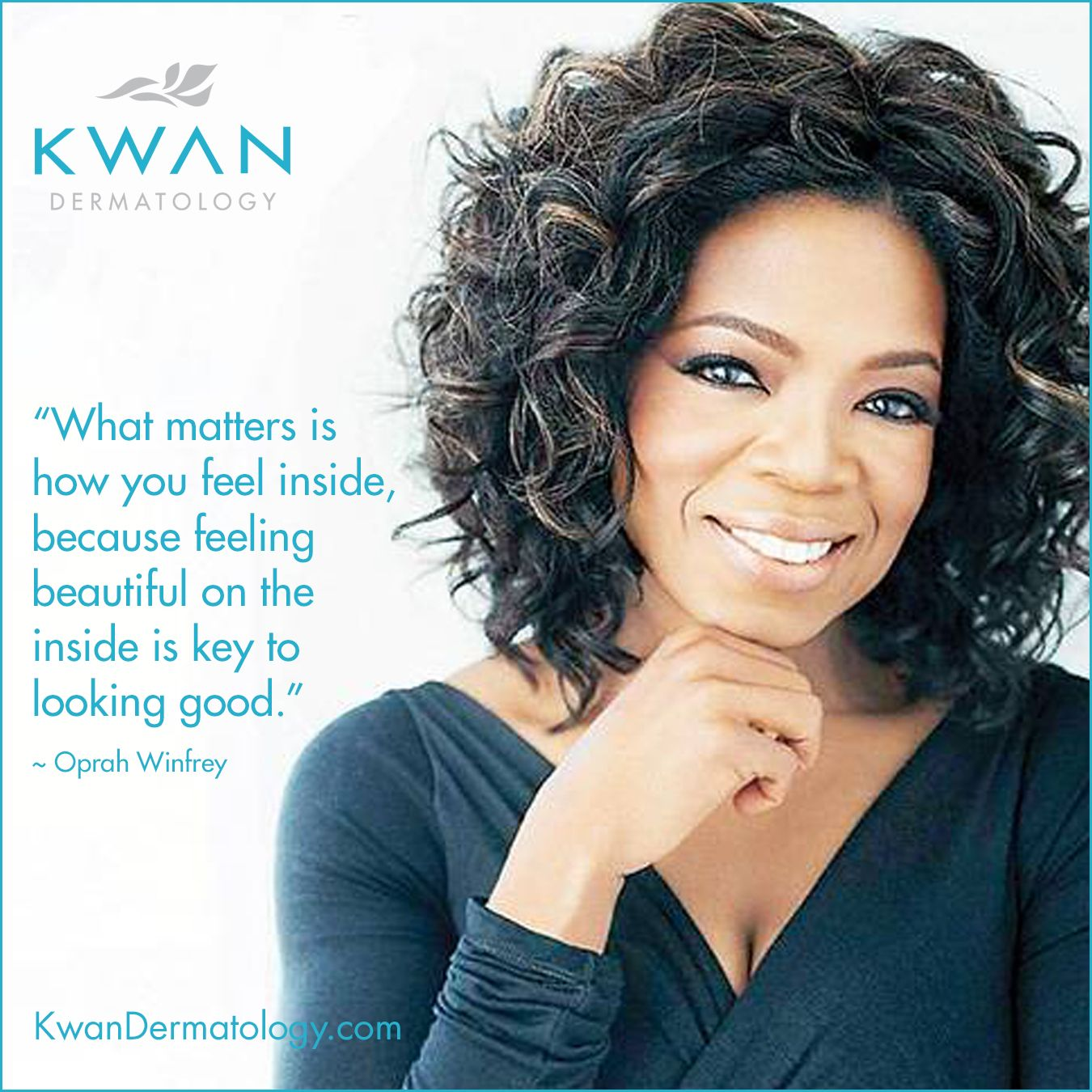 The Kwan Dermatology team loves helping our patients feel confident