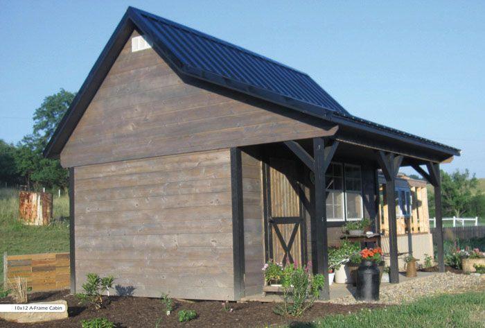 Storage Sheds Miller Barns