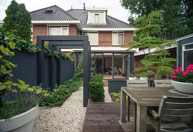 Bart bolier tuinarchitect ontwerp for Tuinarchitect kleine tuin