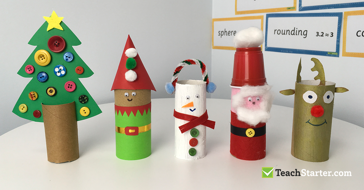 17 Christmas Crafts and Activities for the Classroom