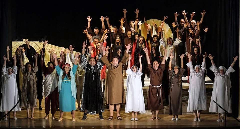 """IL BLOG DELLA DOMUS PACIS : """"Forza Venite Gente"""" - Alcuni scatti dal musical su San Francesco d'Assisi"""