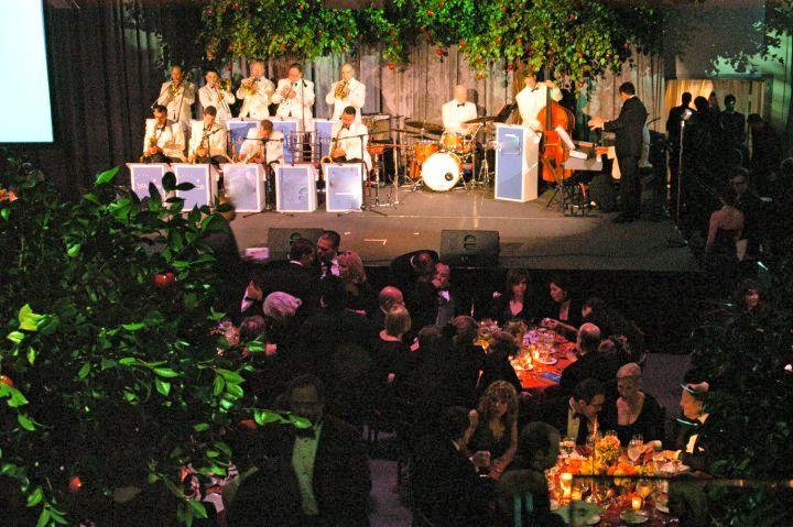 The Big Band at The BIANYS Gala, NYC