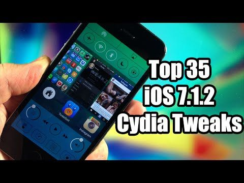 Top 35 Best Cydia Tweaks For Ios 7 1 2 Ios 7 Ios Samsung Galaxy Phone
