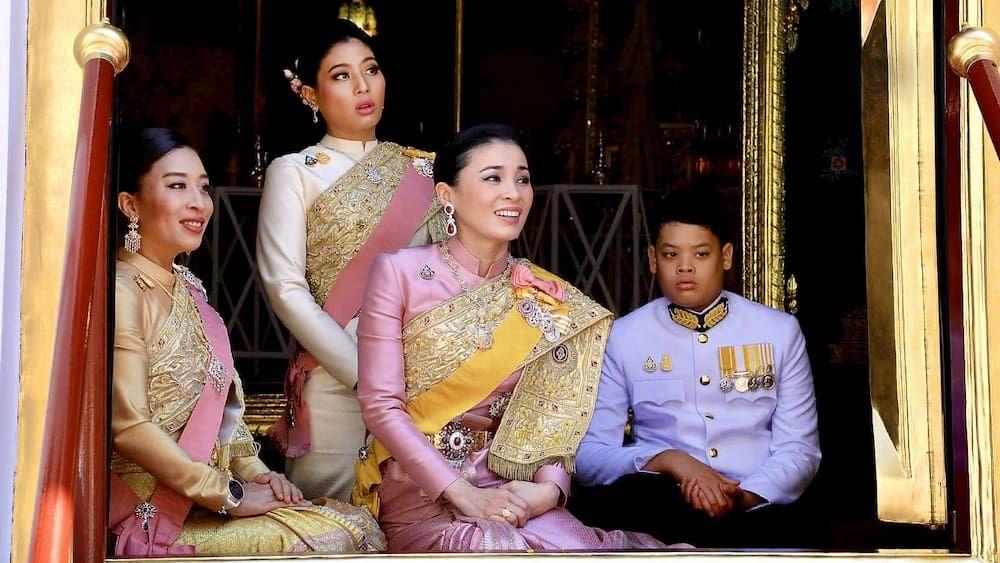 Thai König Sohn