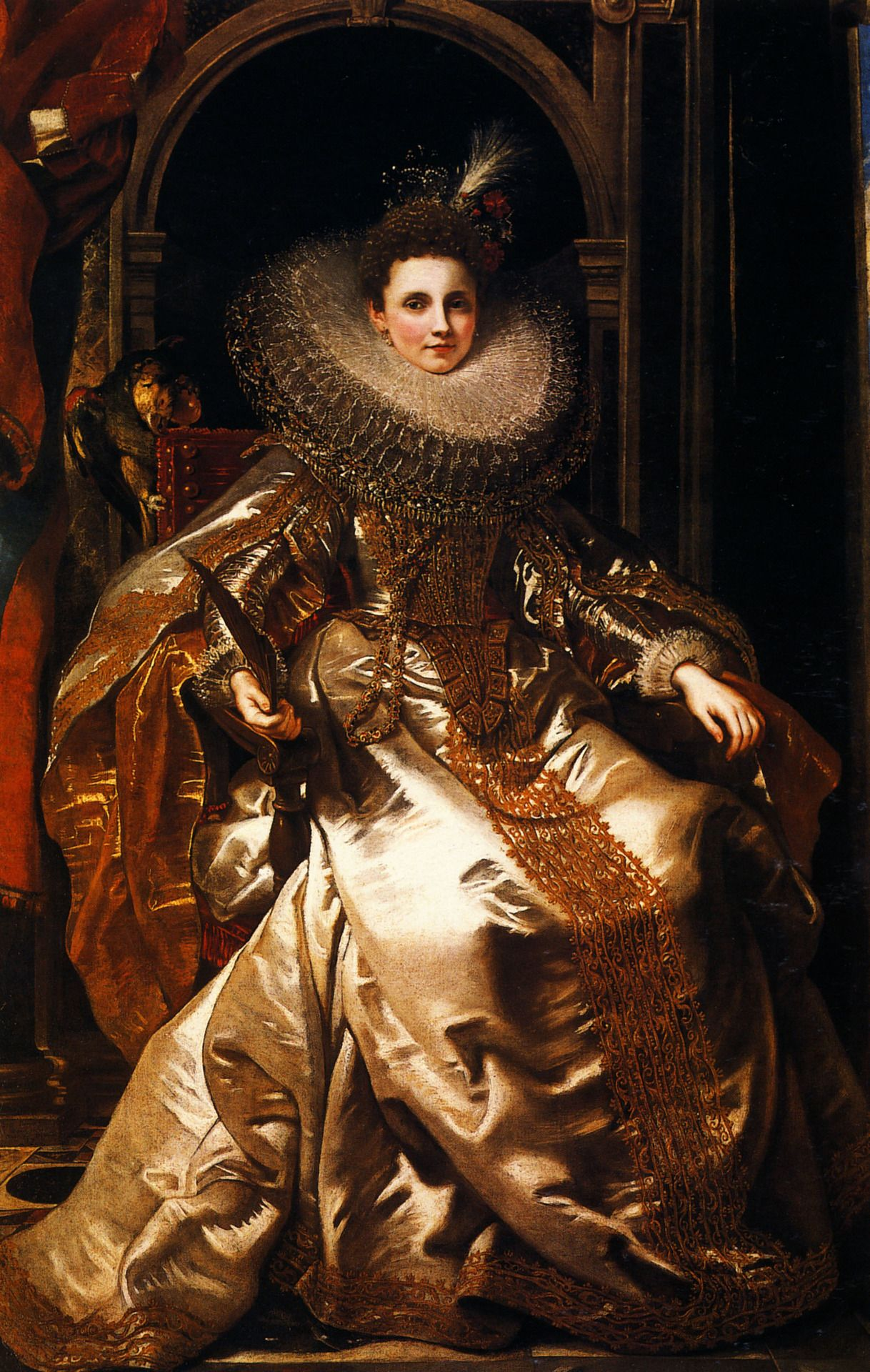 Peter Paul Rubens Marchesa Brigida Spinola Doria Giclee Canvas Print LARGE SIZE