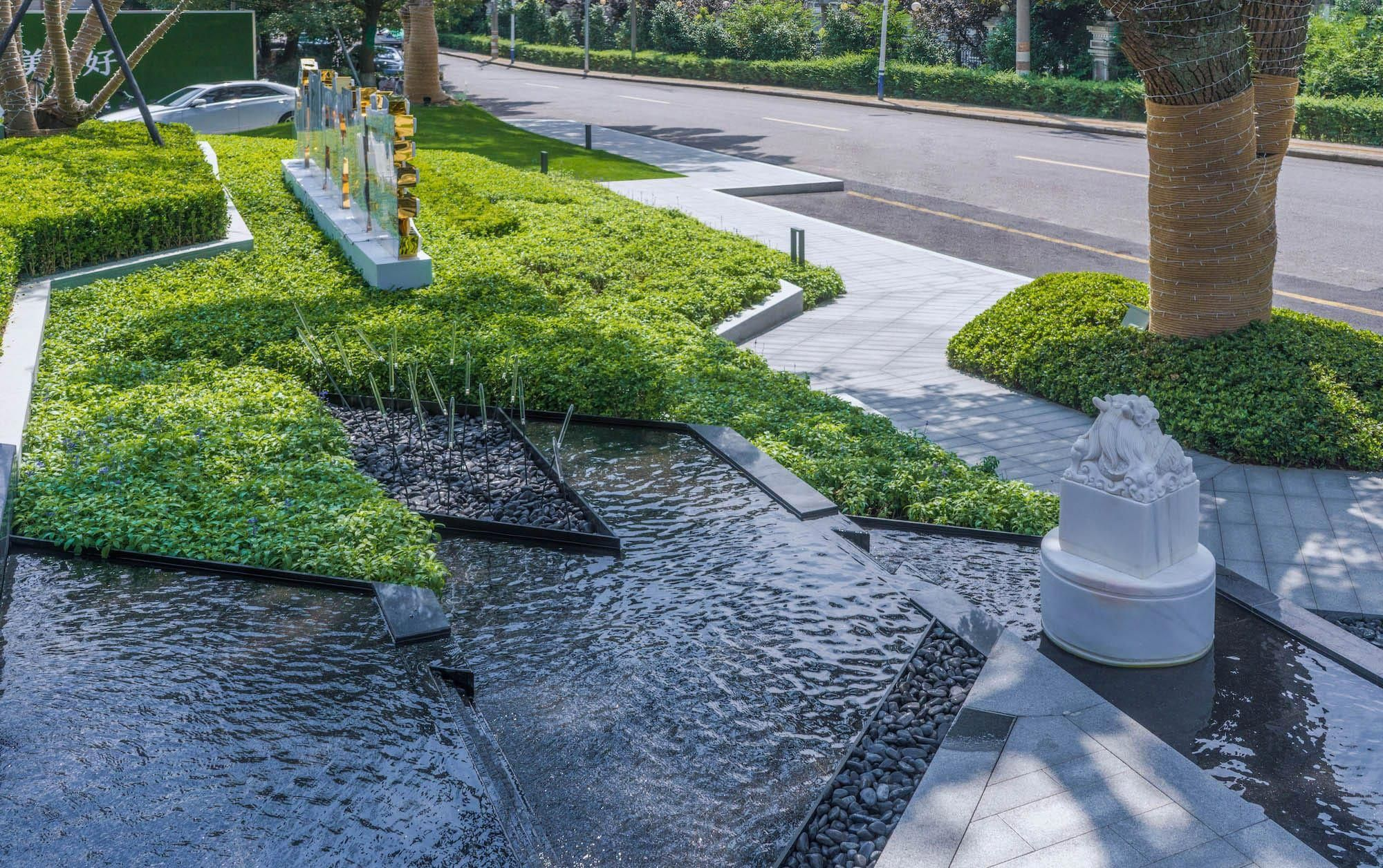 Residential Landscape Architecture Design Process For The Private Resi Landscape And Urbanism Architecture Landscape Architecture Design Landscape Architecture