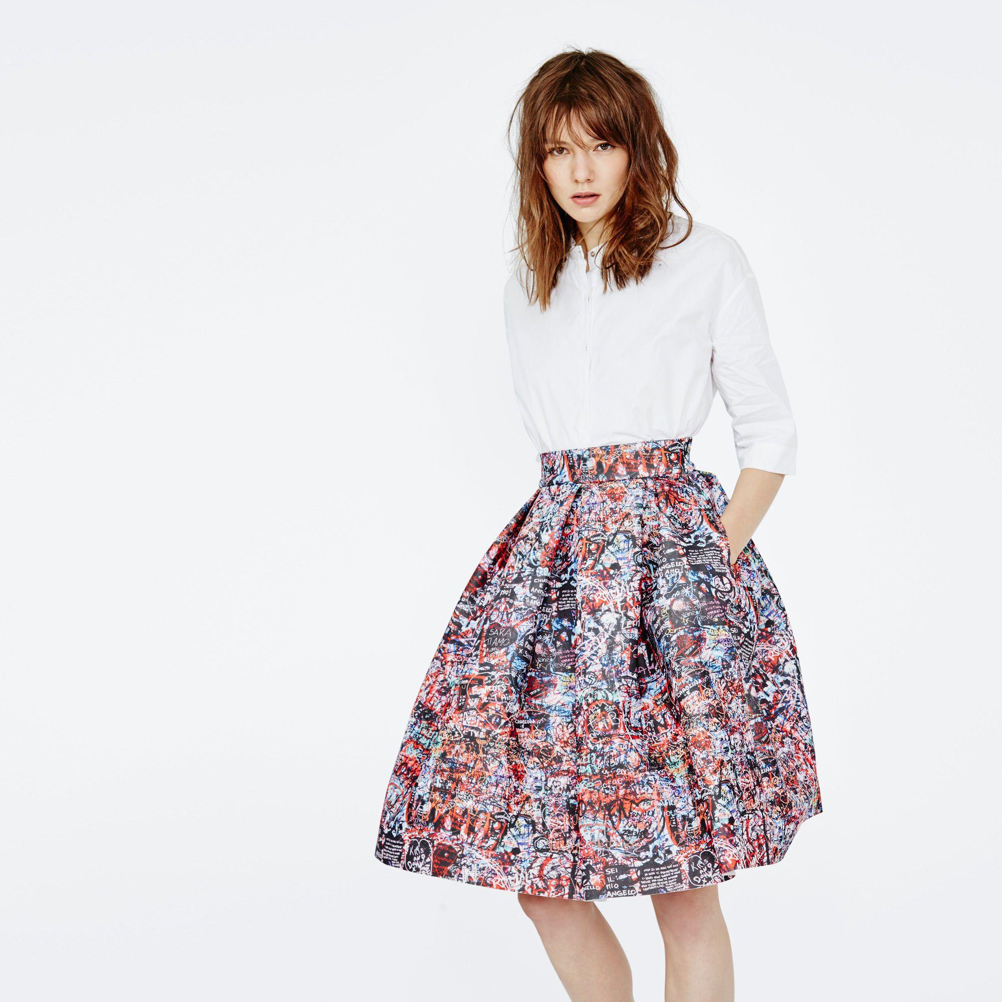 maje robe motif néoprène