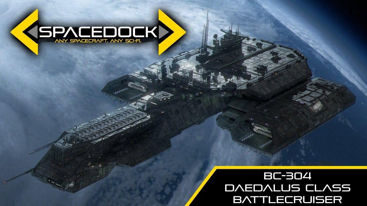 Stargate Bc 304 Daedalus Class Battlecruiser Spacedock