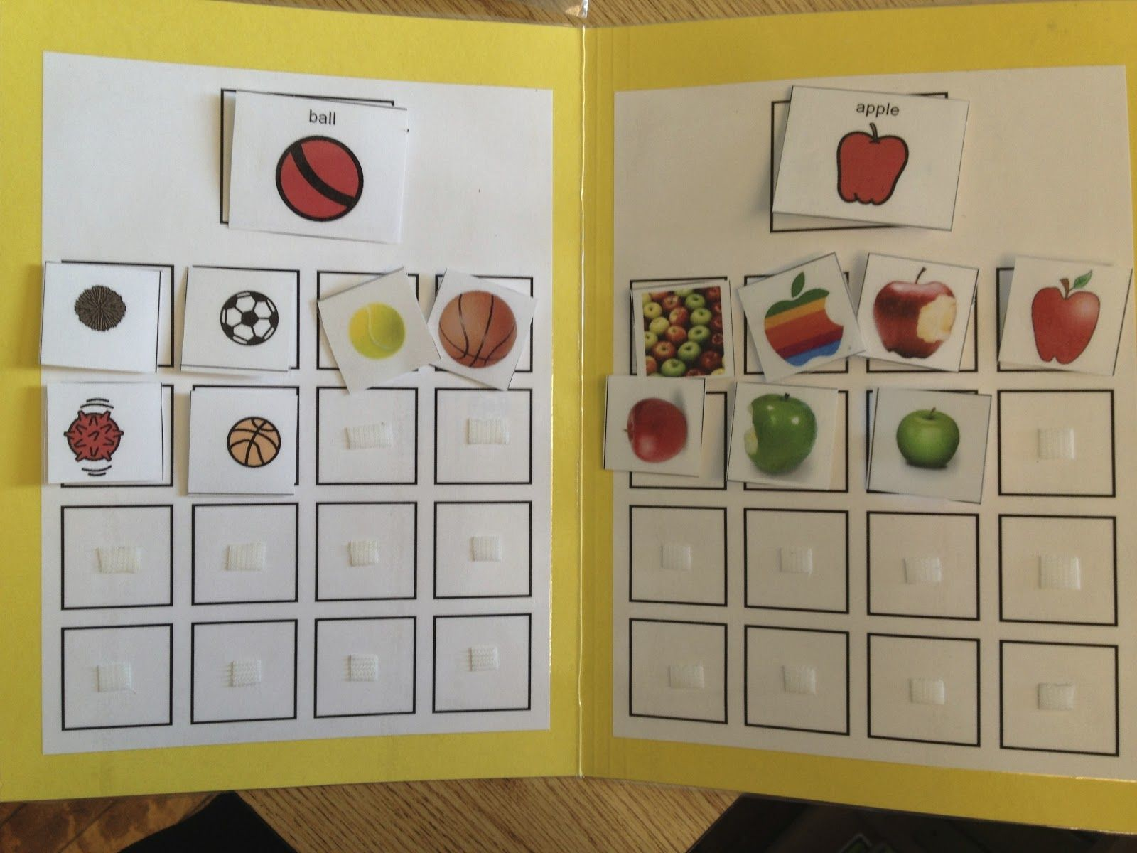 Sorting Non Identical Pictures And Freebie