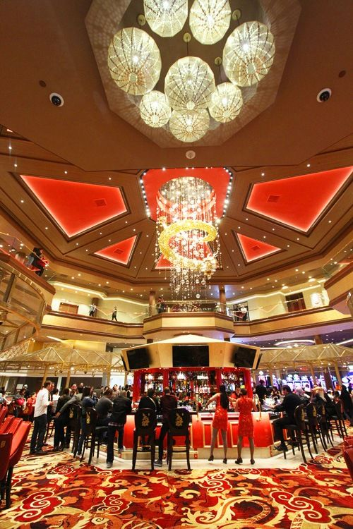 Good Luck To The Lucky Dragon Casino The First New Strip Casino