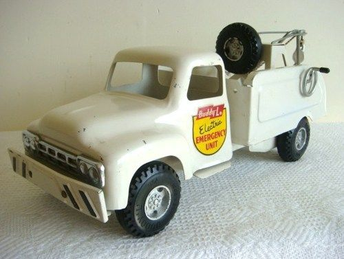 studebaker patches buddy l electric emergency unit studebaker tow truck 50s buddy