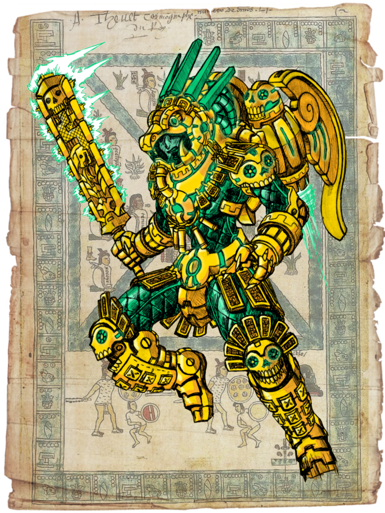 quetzalcoatl | Quetzalcoatl, the man from beyond the stars ...