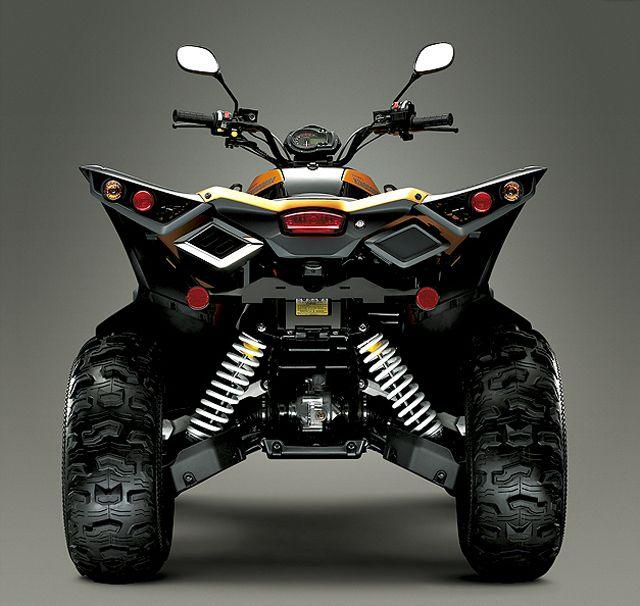 CECTEK'S KINGCOBRA ATV