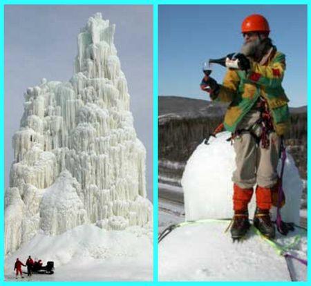 Coolest Ice Sculpture Ever