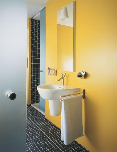 A Duravit Starck 2 washbasin   Duravit   Pinterest
