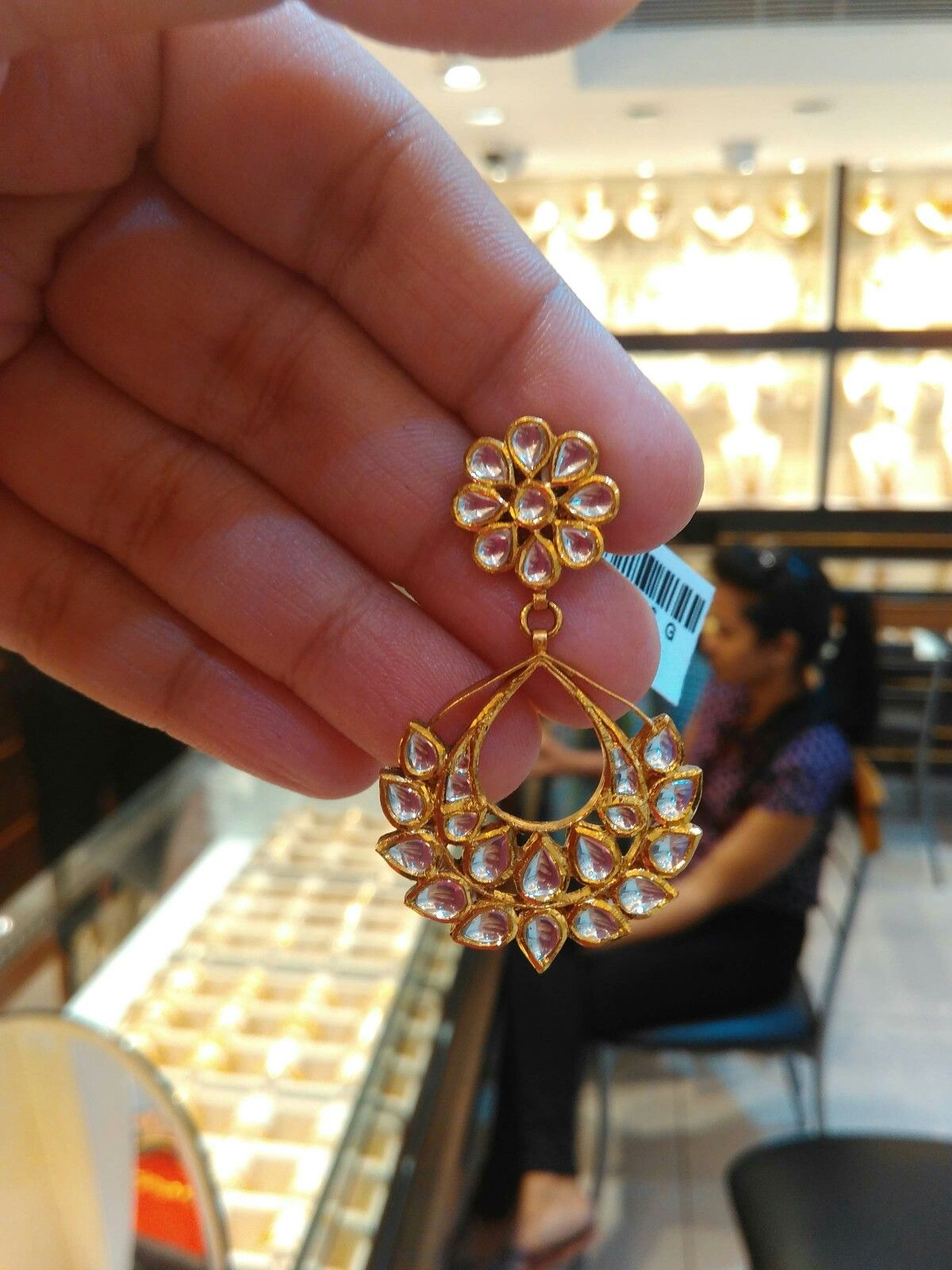Kalyan jewellers all that glitters pinterest indian jewelry