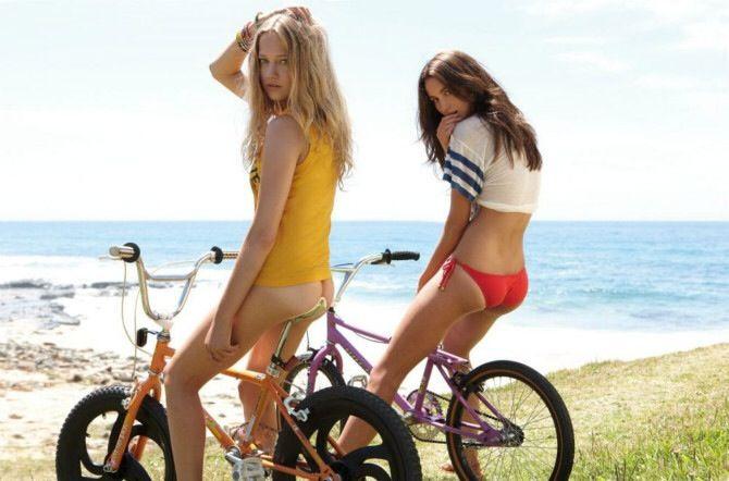 bicycle Teen on