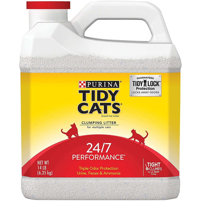 Purina Tidy Cats 24 7 Performance Cat Litter 1 14 lb Jug To