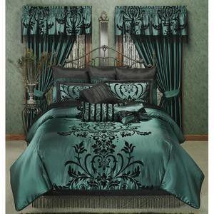 twilight mystique king or cal king comforter bedding roman