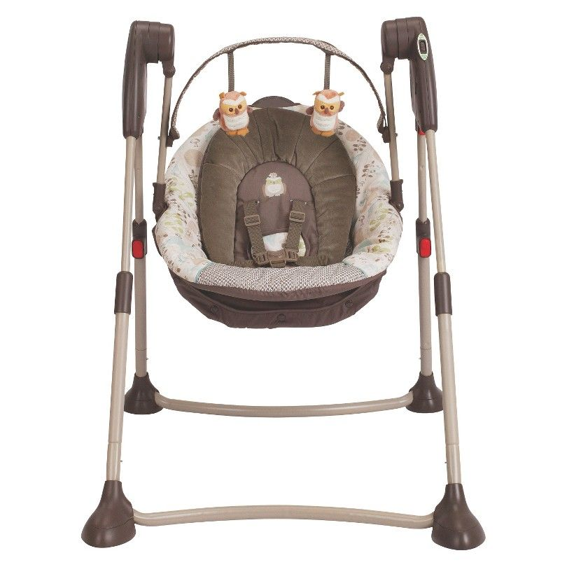 Graco Swing By Me 2 In 1 Portable Swing Baby Swings New Baby Products Graco Baby Swing