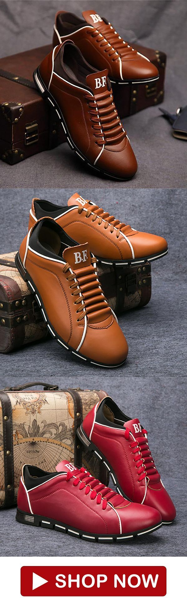 Photo of Men's comfortable casual fashion shoes