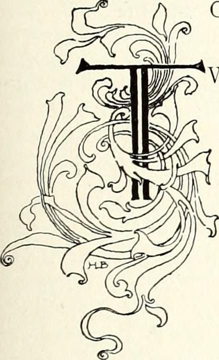 """Image from page 700 of """"St. Nicholas [serial]"""" (1873) #initial_T #initial #T"""