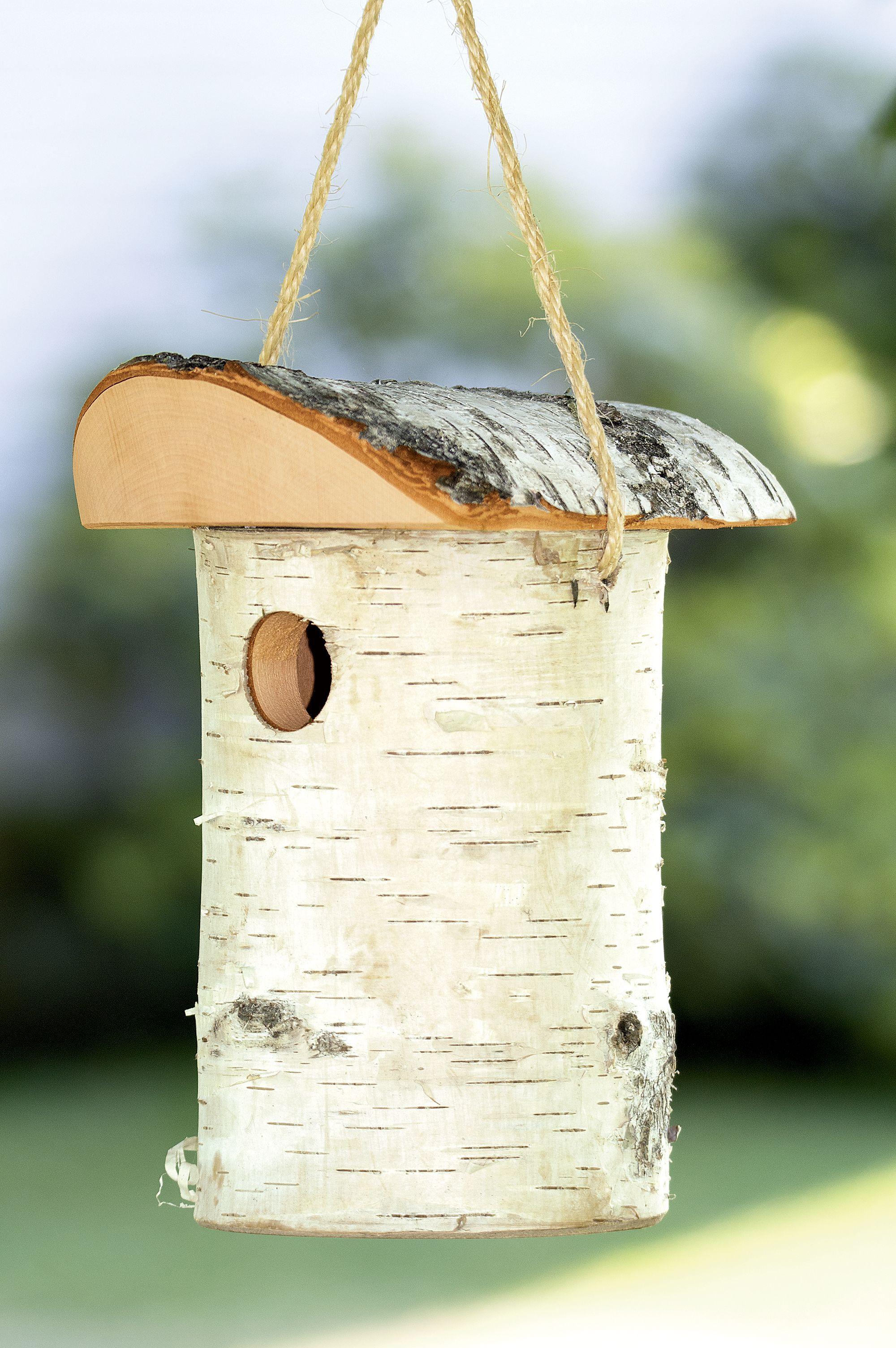 birch bird house | birdhouses | pinterest | vögel, nistkasten and haus