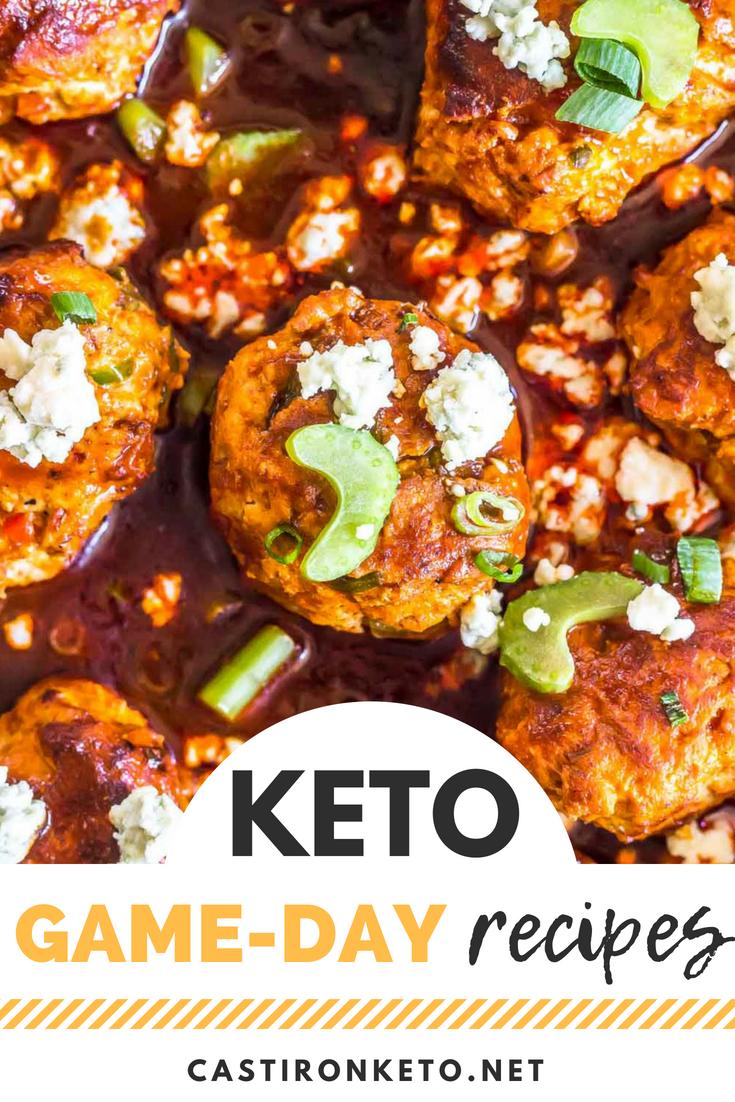 Keto GameDay Recipes Food recipes, Game day food, Keto