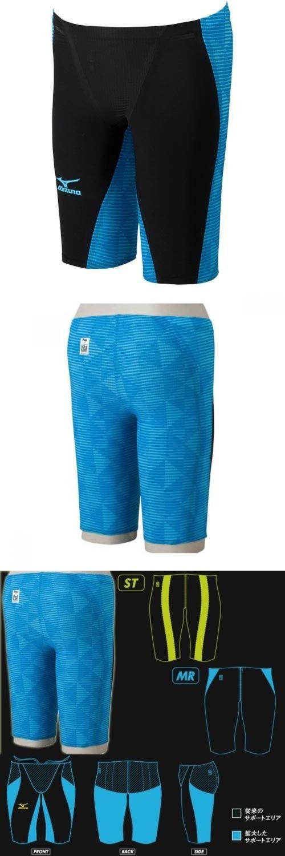 873c01229e Men 140041: New! Mizuno Swimsuit Men Gx-Sonic Iii St Fina Approval Model