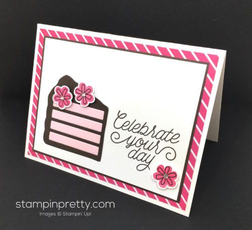 This Birthday Card Is A Piece Of Cake Pinterest Card Ideas