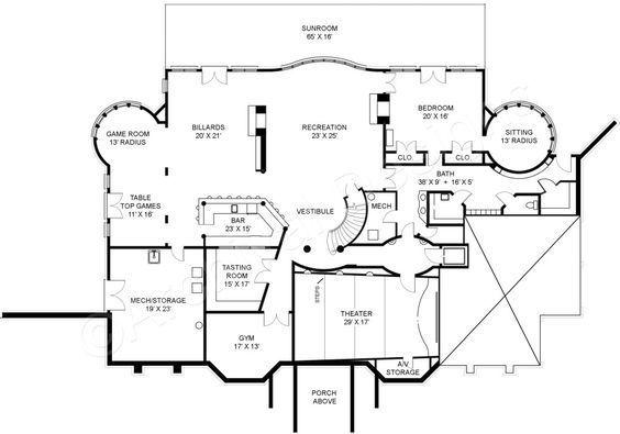 Ashburton luxury home blueprints mansion floor plans basement ashburton luxury home blueprints mansion floor plans basement flooring basements and mansion malvernweather Images
