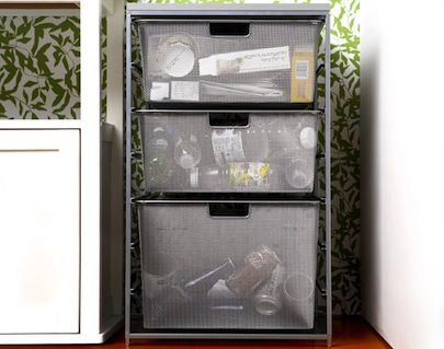 Small-Space Recycling Centers | Recycling center, Center ideas and ...