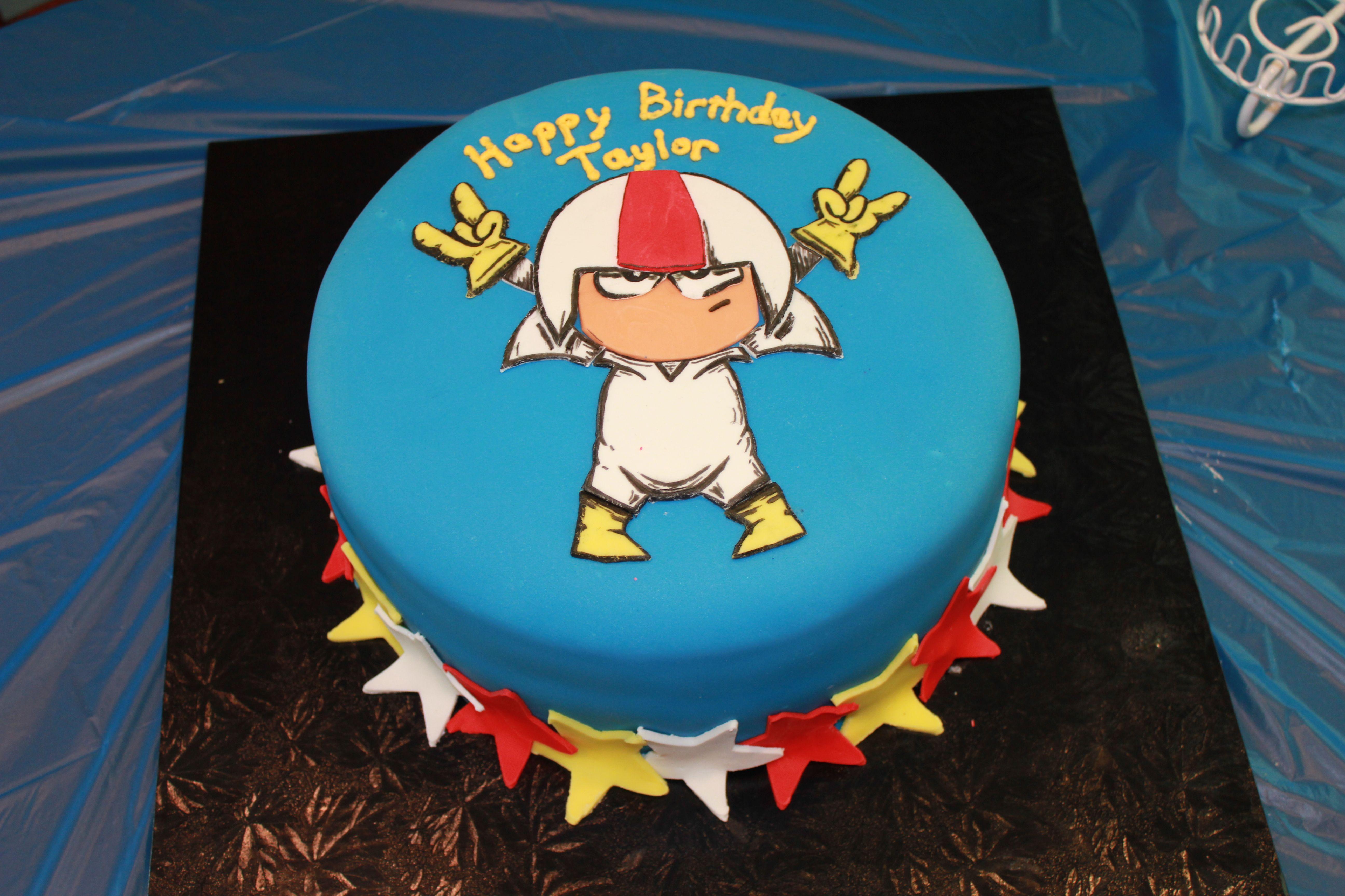 Children's Birthday Cakes Kick Buttowski birthday cake