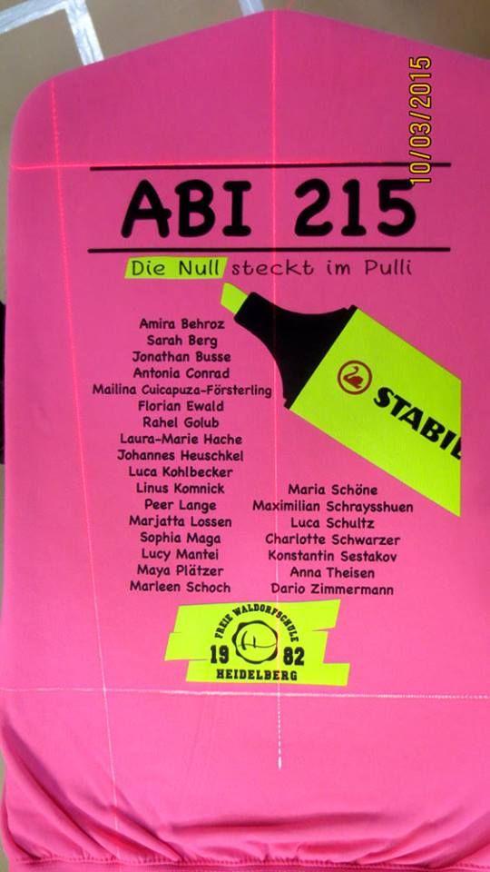 #shirtsndruck #abishirt #abi2015 #abi2016 #abimotto #abi216dienullstecktimshirt