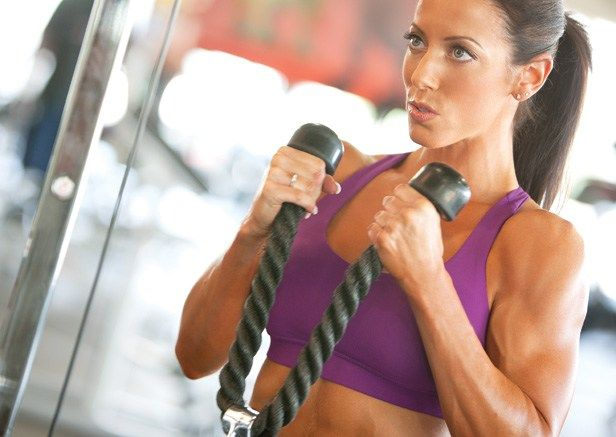 Sculpt Your Sexiest Arms - Dropsets from Oxygen Magazine