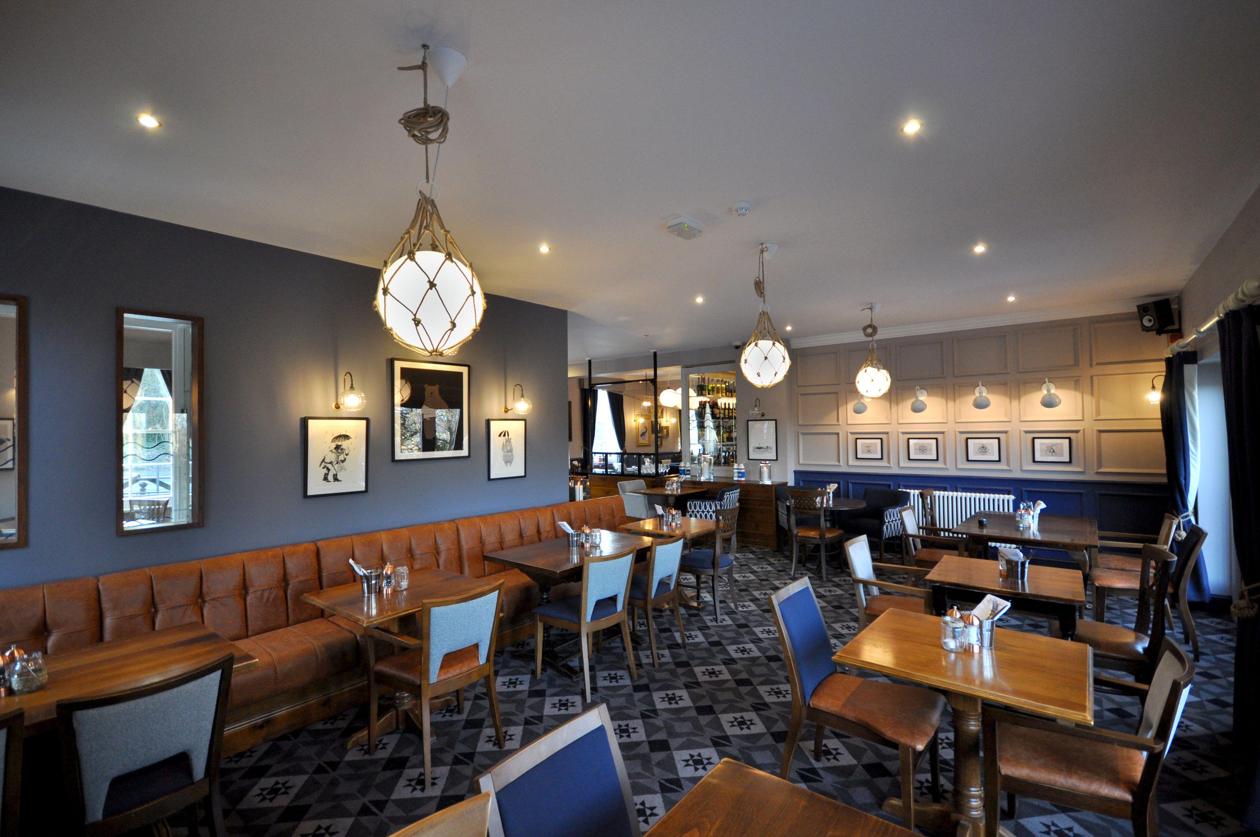 CDS Portfolio - Harry Ramsdens The Wingerworth | Pub Interior Design ...