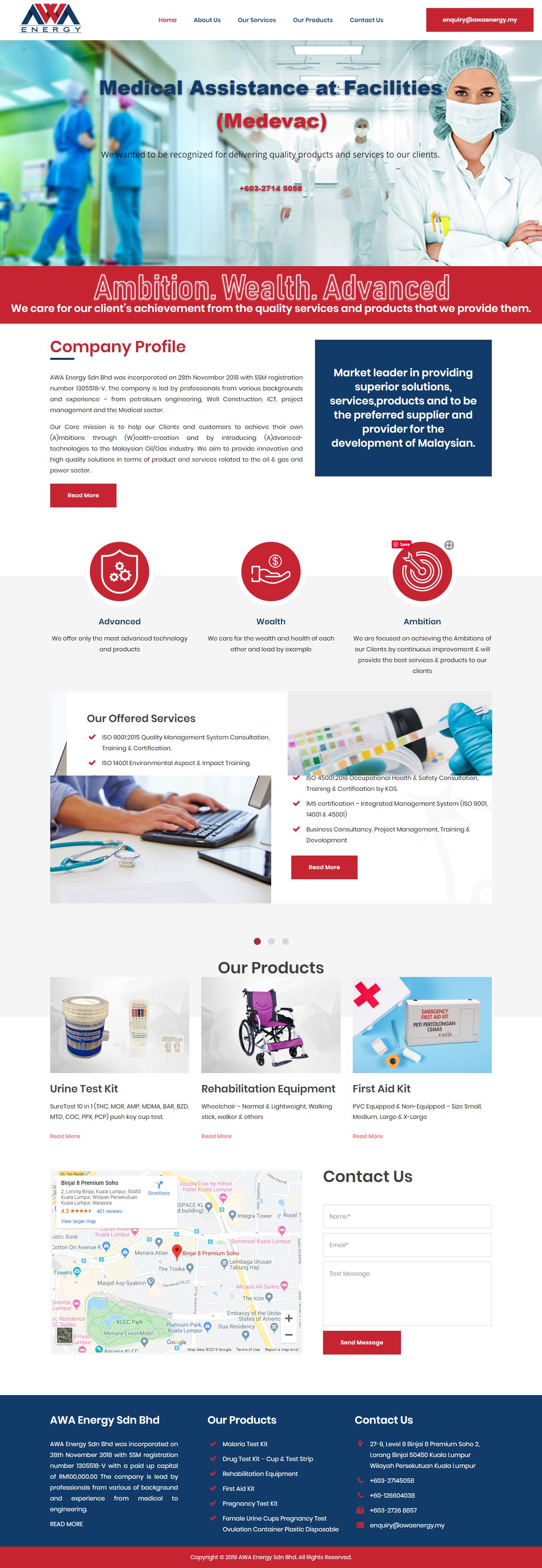 Health Medical Facilities Johor Johorbahru Tamanmolek Malaysia Cheap Prices Selangar Jala Budget Website Design Web Design Content Management System