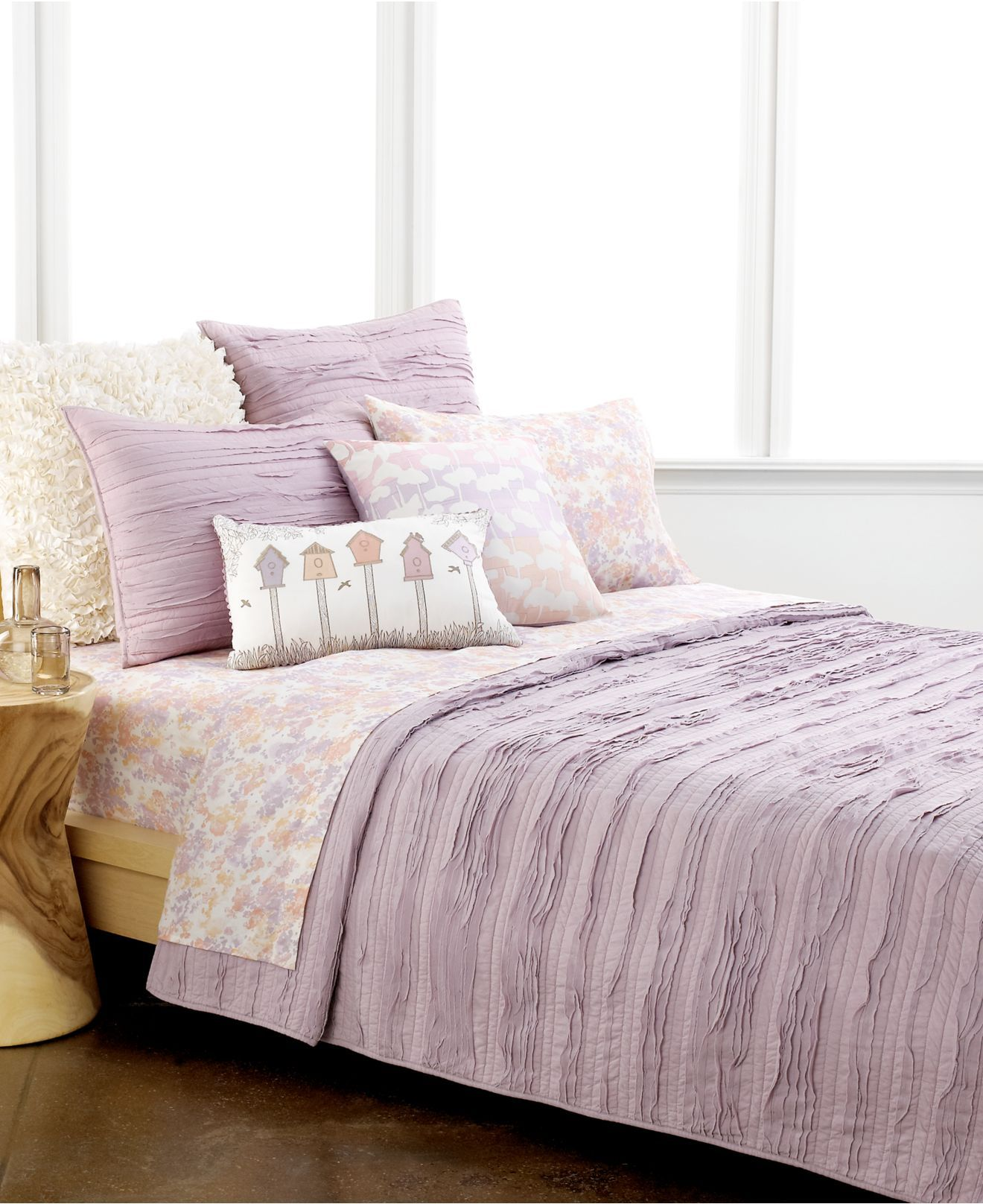 comforter set buy purple in from twin quilt dena baby