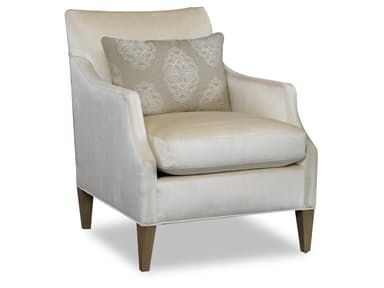 This club chair comes standard with a deluxe seat cushion; kidney pillow and…