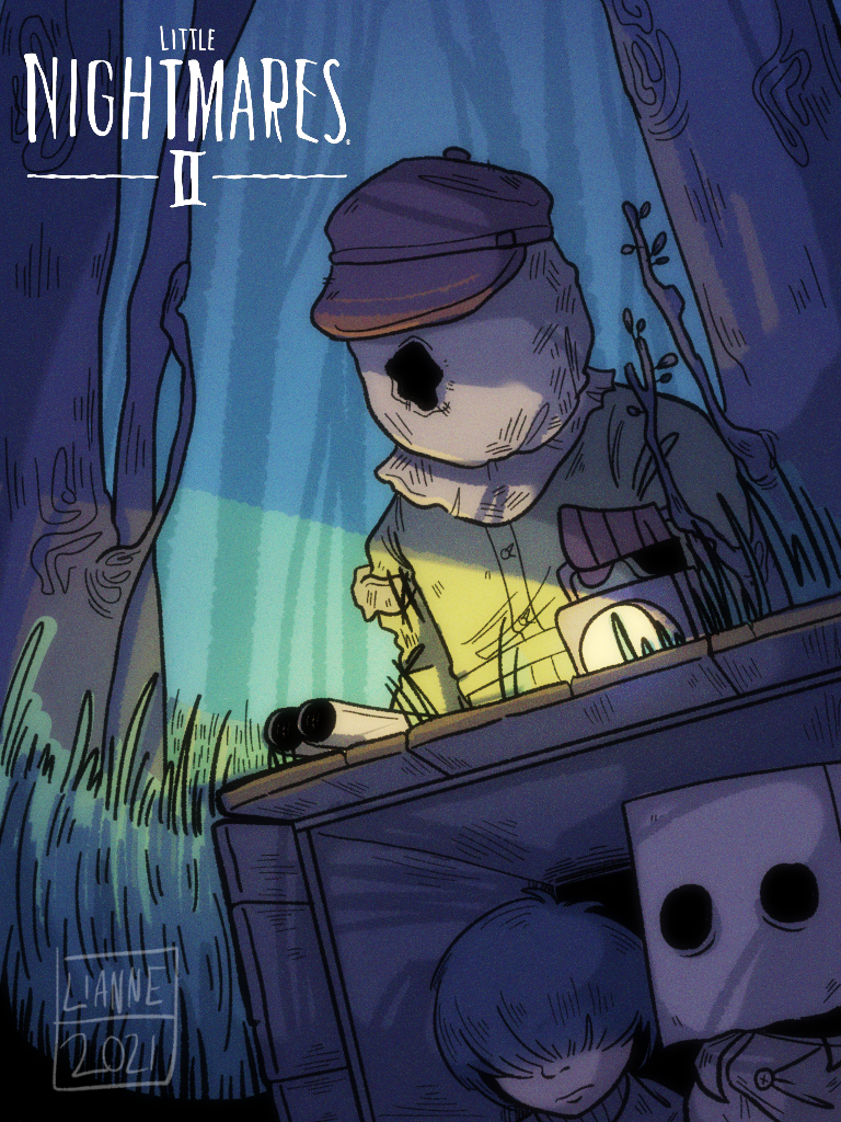 #little-nightmares-2 on Tumblr