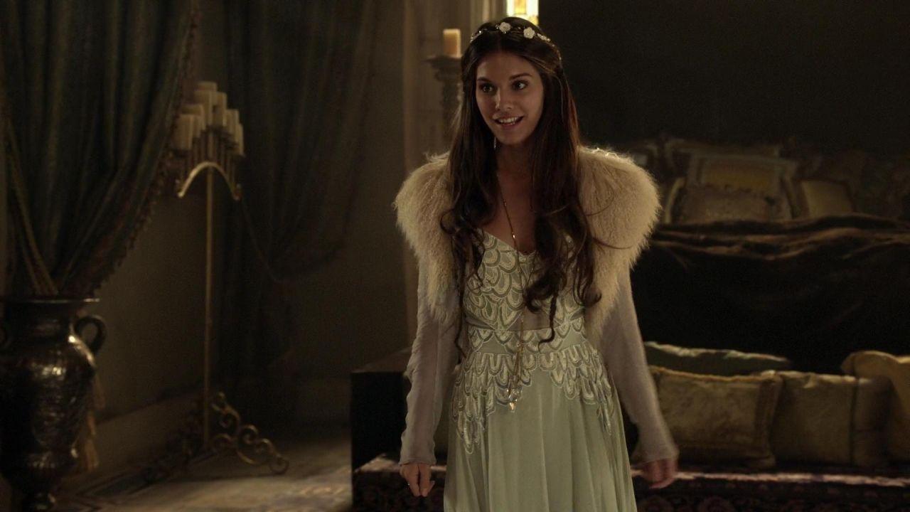 Caitlin Stasey as Lady Kenna - Reign