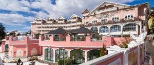 Cha Cha in vacanza nell'hotel dei vip a Ortisei