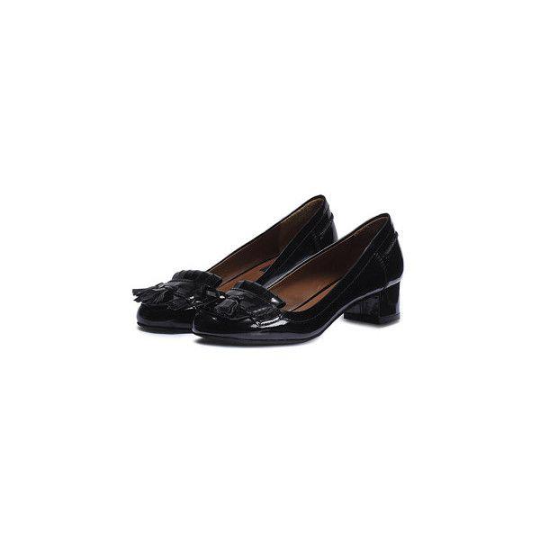 Lady Hitchcock   Galería de fotos 5 de 7   Vogue ❤ liked on Polyvore featuring shoes and zapatos