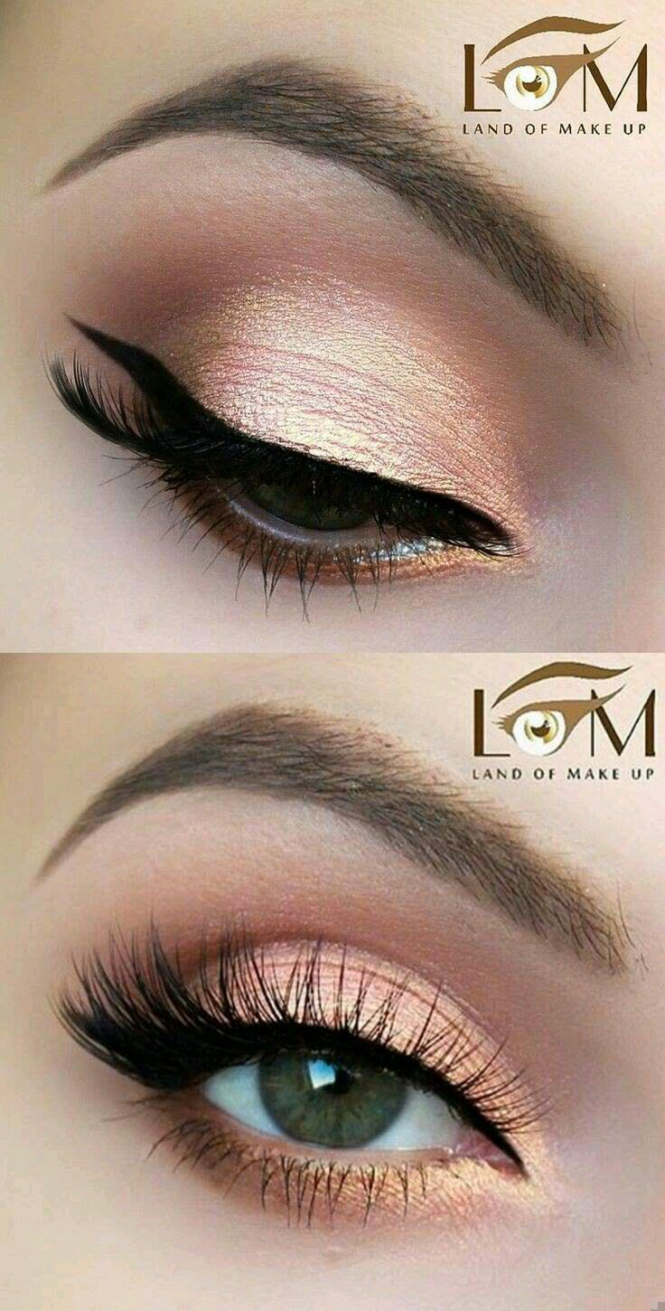 Cute Eye Make Up Make Up Pinterest Makeup Eye Makeup And