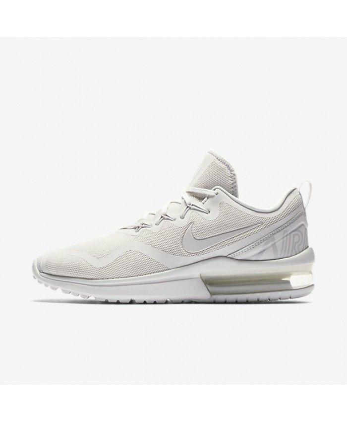107fda22ee9de7 Nike Air Max Fury White Pure Platinum Vast Grey AA5739-100