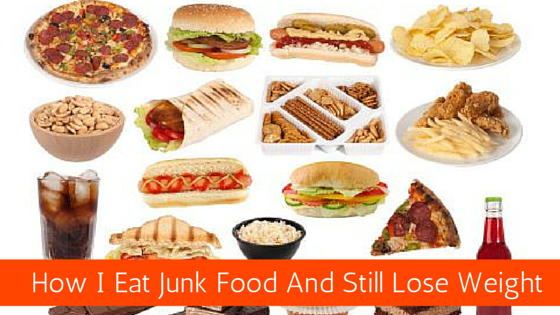 Can you lose weight if you stop eating junk food weight loss blog how to lose weight fast while eating junk food ccuart Images